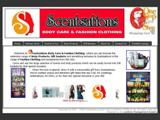 ..:: Scentsations Body Care & Fashion ::..
